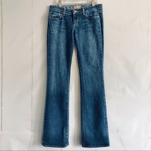 Paige Benedict Canyon Bootcut Jeans